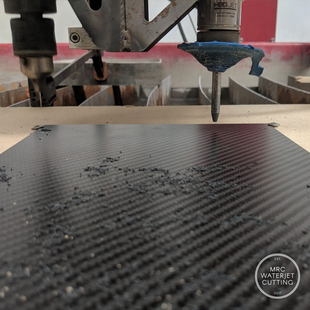 Composite & Carbon Fibre Gallery - MRC Waterjet Cutting