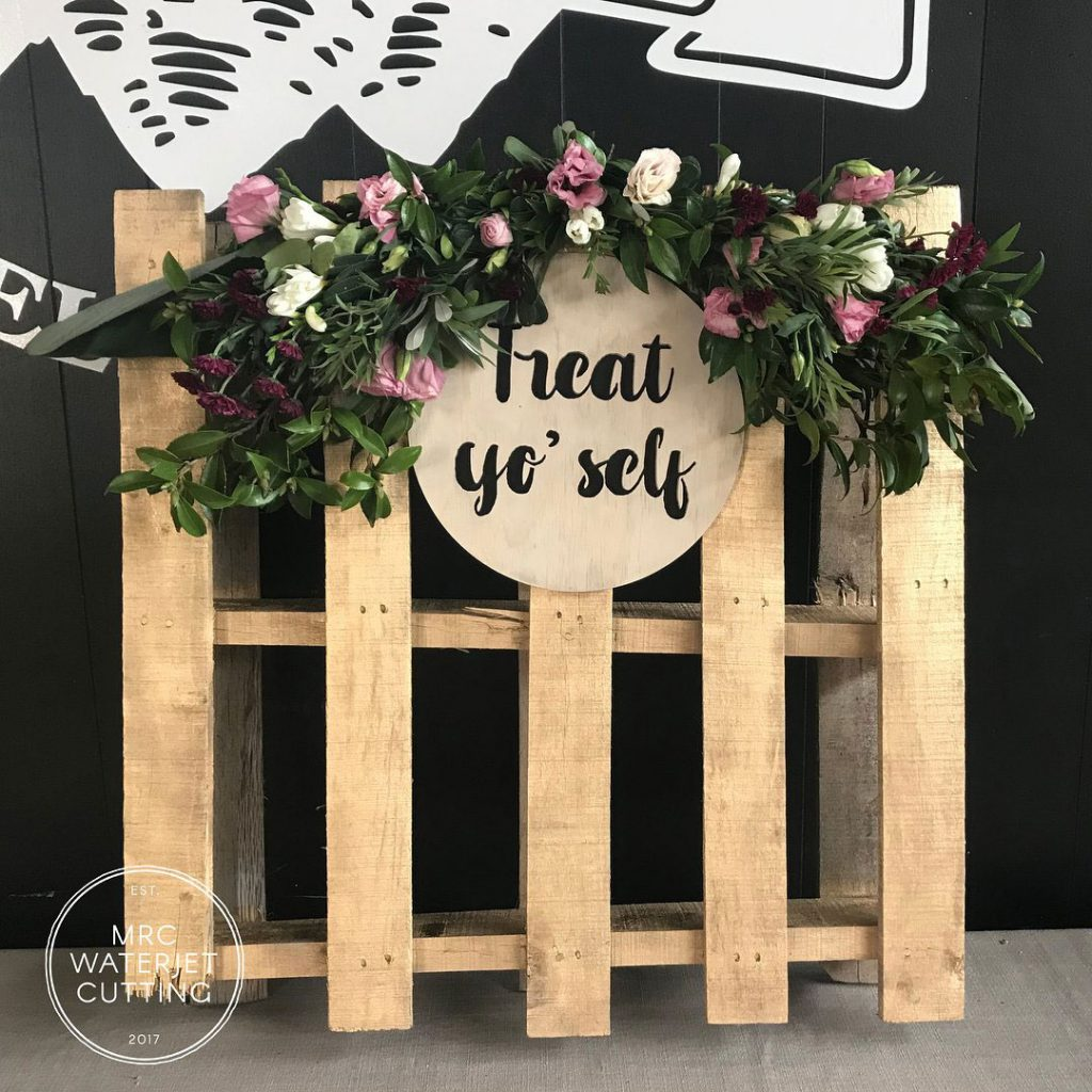 Plywood Signage for your event